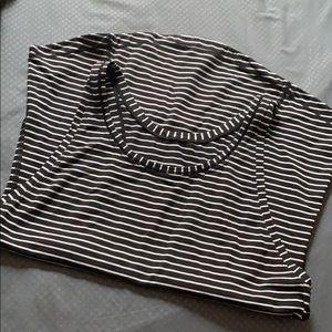 Lululemon athletica stripe tank top